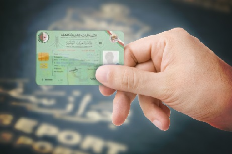 Algerian Consulate In London National Identity Card